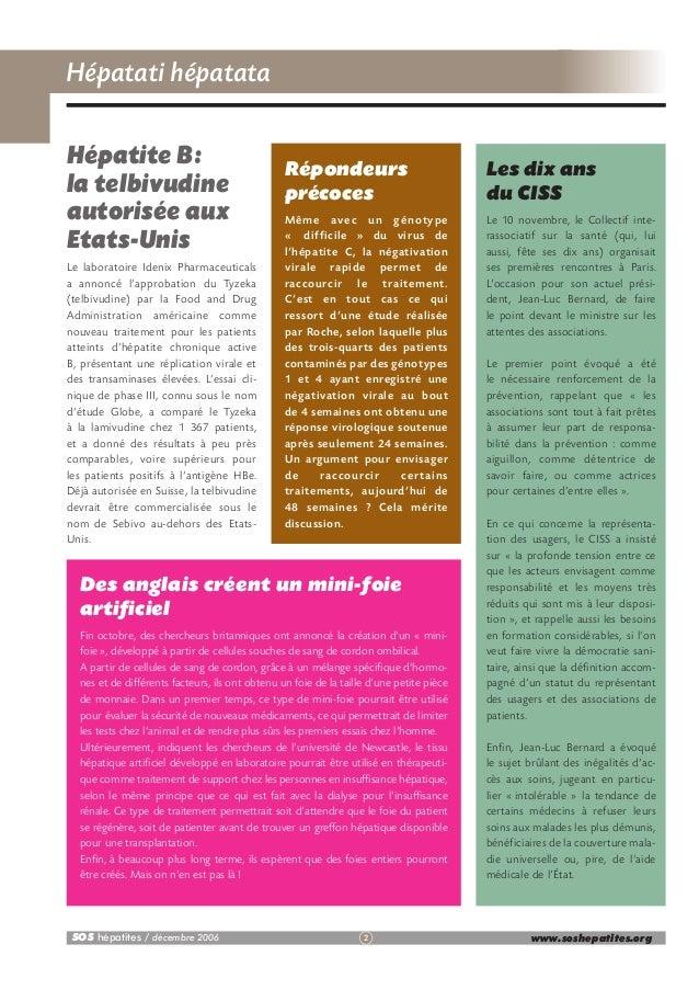Bulletin d'informations N°37 décembre 2006 Slide 2