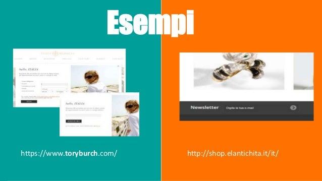 Esempi http://www.lostateminor.com/ http://diythemes.com/thesis/incre ase-conversions-split-testing/ MA ANCHE UNA PROVA CO...