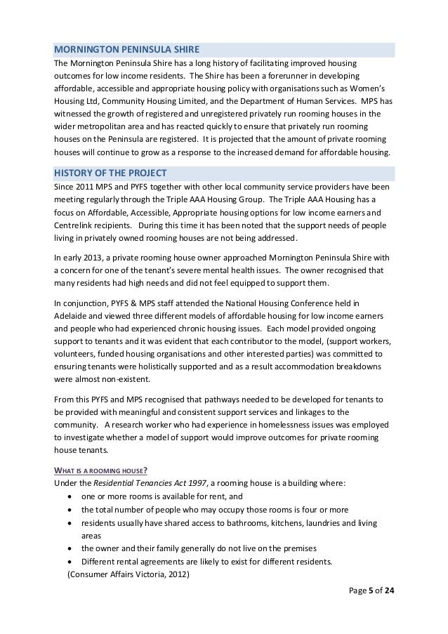 thesis about boarding house pdf
