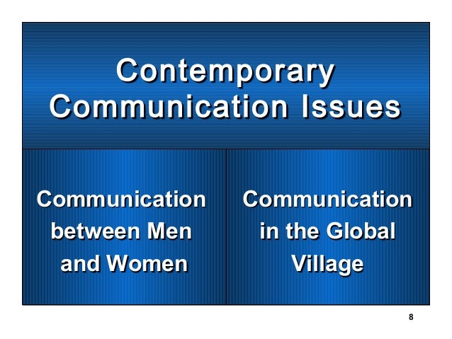 nonverbal communication between men and women Differences between men and women in the workplace whether these gender  differences exist in the way in which they communicate, influence, or lead, men.