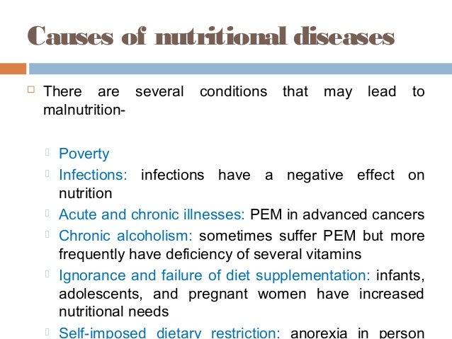 Nutritional diseases