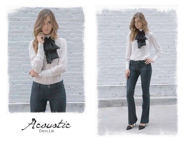 Acoustic Denim