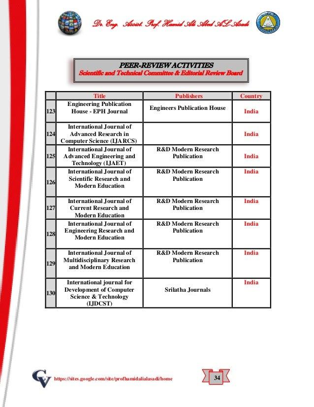 C.V. Hamid Ali Abed AL-Asadi_basra university_COMPUTER_ 8-Nov_2016