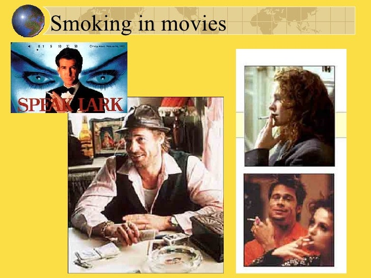 Smoking in movies