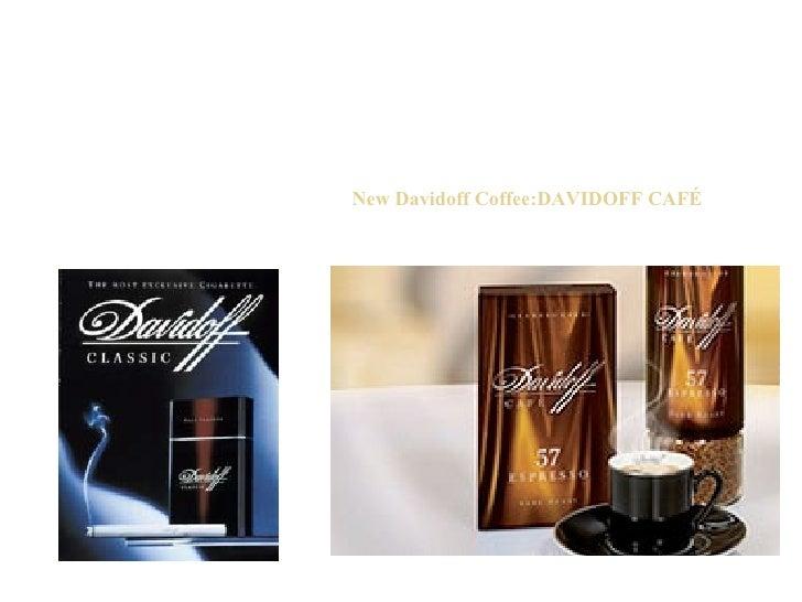 New Davidoff Coffee:DAVIDOFF CAFÉ ESPRESSO 57