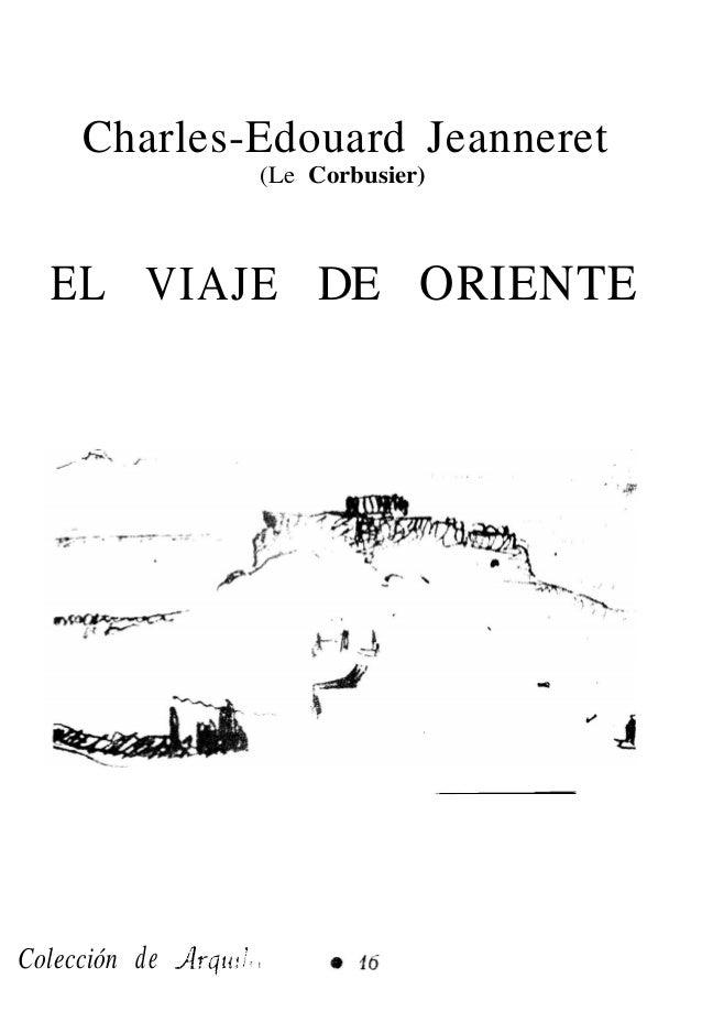 El Croquis Le Corbusier Pdf