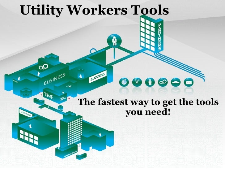 Utility Workers Tools The fastest way to get the tools you need!