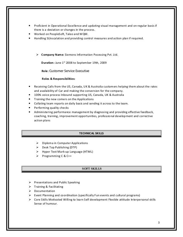 manoj kumar resume