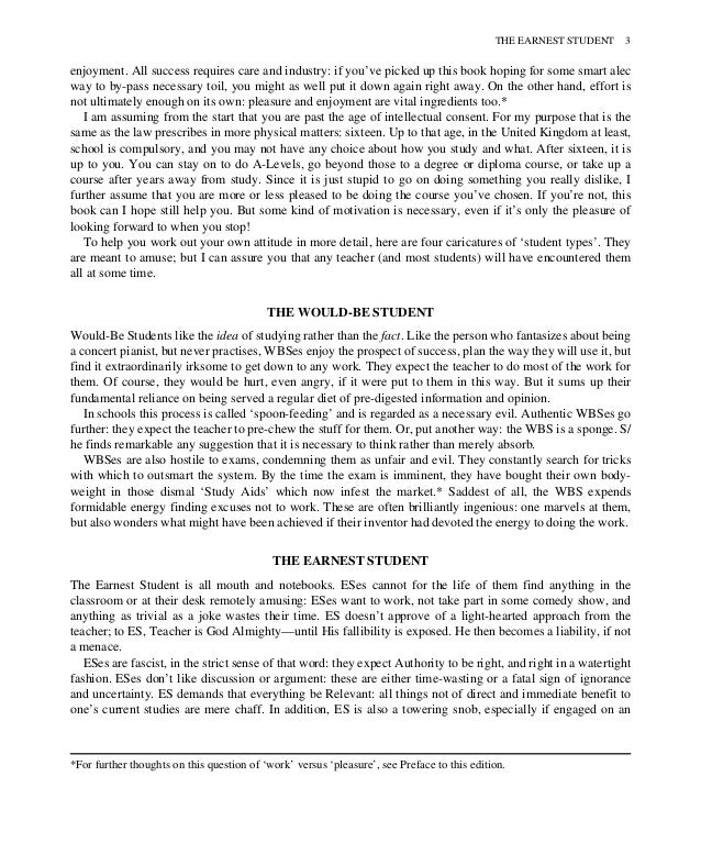 Example Of A Essay Paper The Earnest Student   Persuasive Essay Example High School also Help Writing Essay Paper  Brain Trainstudyingforsuccess Examples Of Thesis Statements For Narrative Essays