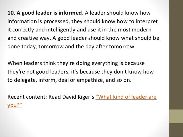 how to become a better leader 7 ways to become a better leader do the following 7 things regularly to develop yourself as a leader and earn the respect of your employees, followers, and mentees by jayson demers founder and.