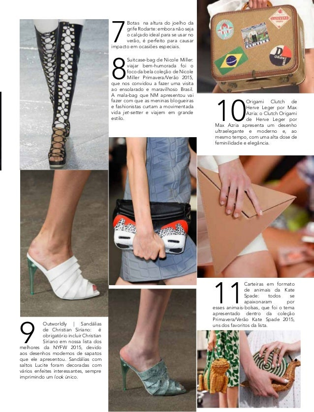 Sapatos: site enumera calçados essenciais ao guarda roupa