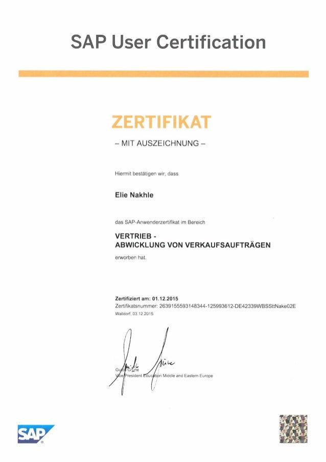 SAP-Zertifikat_Elie Nakhle