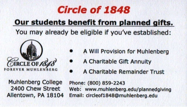 Circle of 7848 Our students benefit from planned sifts. Youmayalreadybeeligibleif you'veestablished: -A /A ulJ(/i)w   r mt...