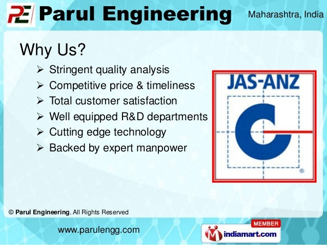 Powder Transfer Systems By Parul Engineering, Pune Slide 3