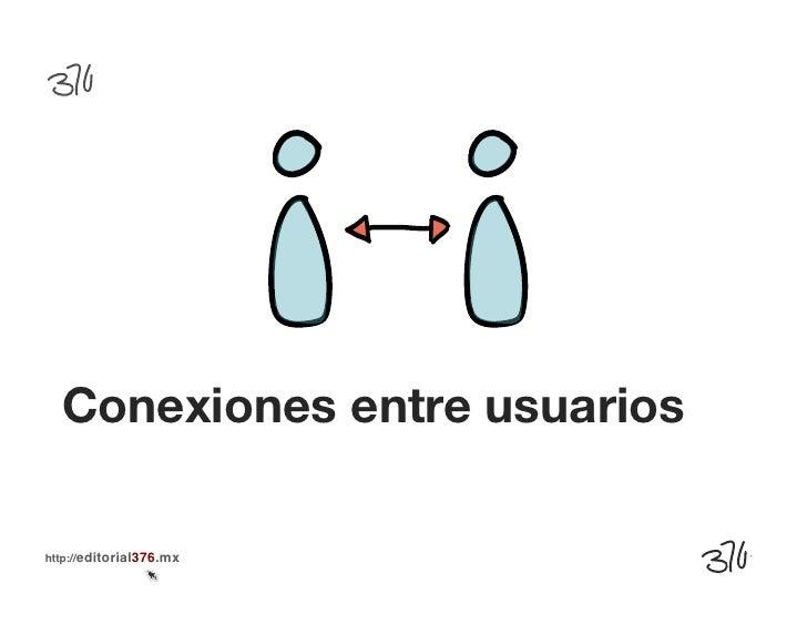 Conexiones entre usuarioshttp://editorial376.mx!
