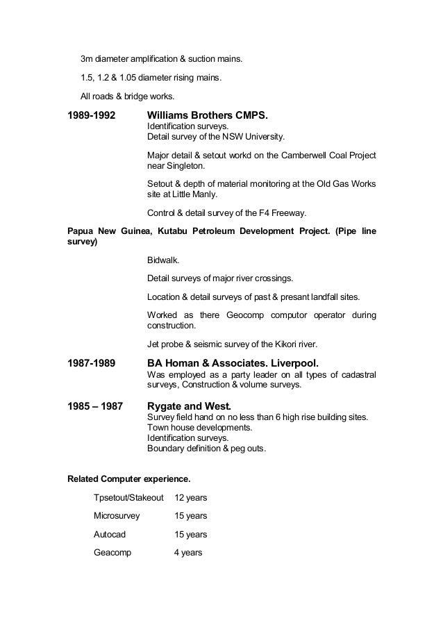 jeff jvancich resume 2016