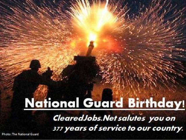 Happy 377th National Guard Birthday