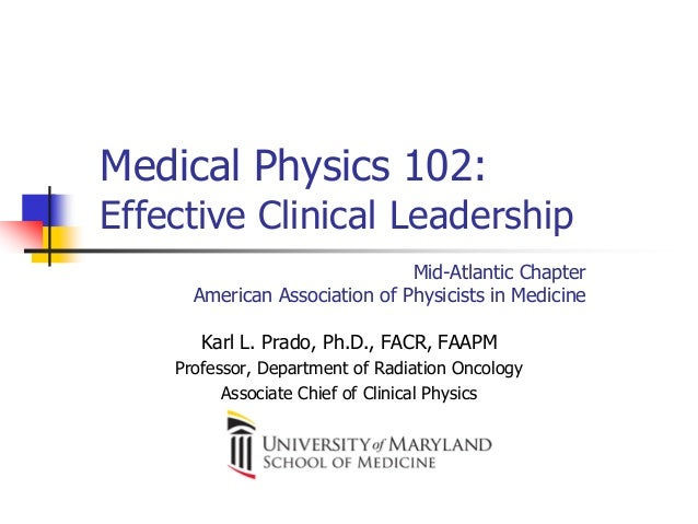 clinical leadership The abc of clinical leadership is designed for clinicians new to leadership and management as well as for experienced leaders it will be relevant to doctors, dentists, nurses and other.