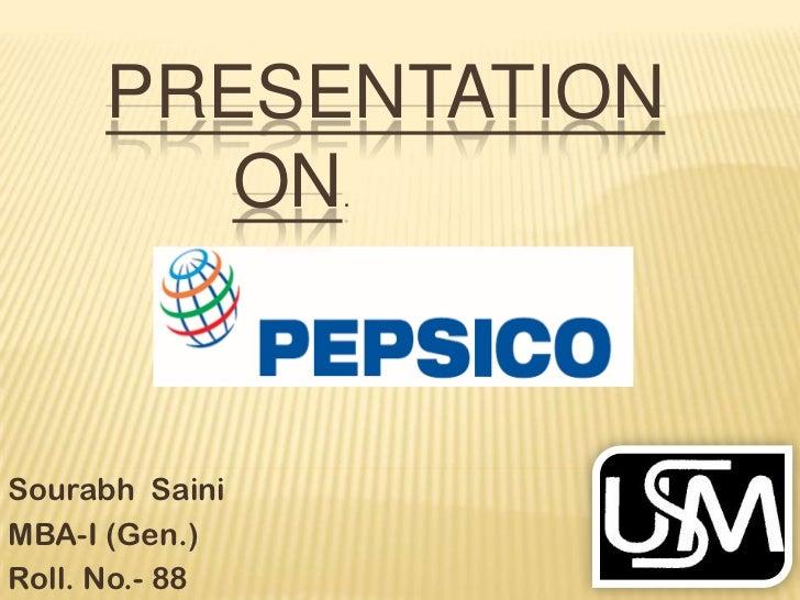 Presentationon.<br />SourabhSaini<br />MBA-I (Gen.)<br />Roll. No.- 88<br />