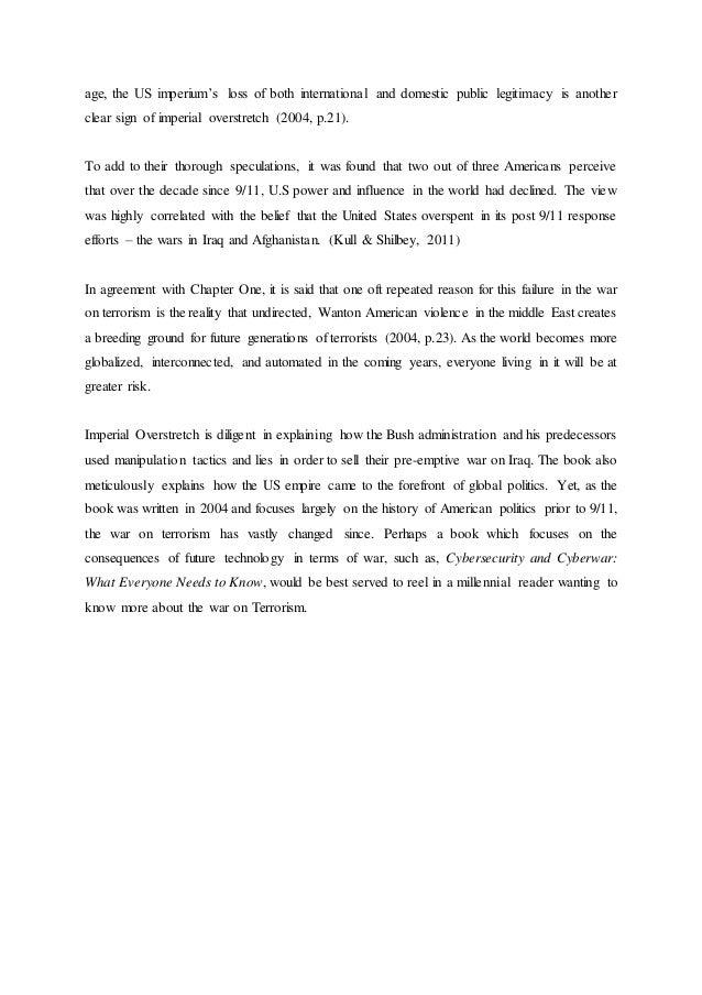 maurice essay 8