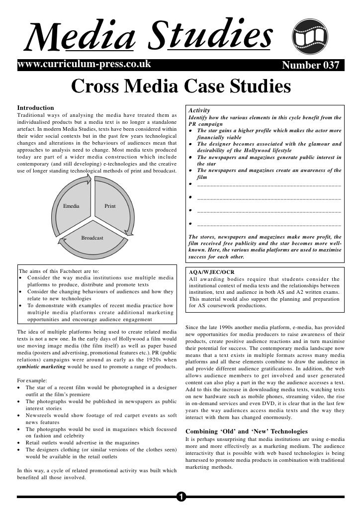 Media Studieswww.curriculum-press.co.uk                                                                                   ...