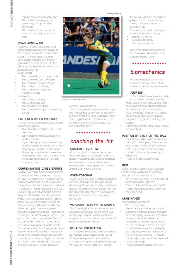 hockey article