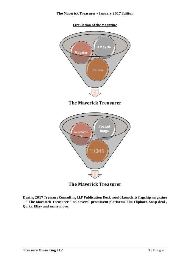 The Maverick Treasurer - January 2017 (PDF Version)