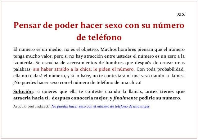 número de teléfono charla sexo en Palma