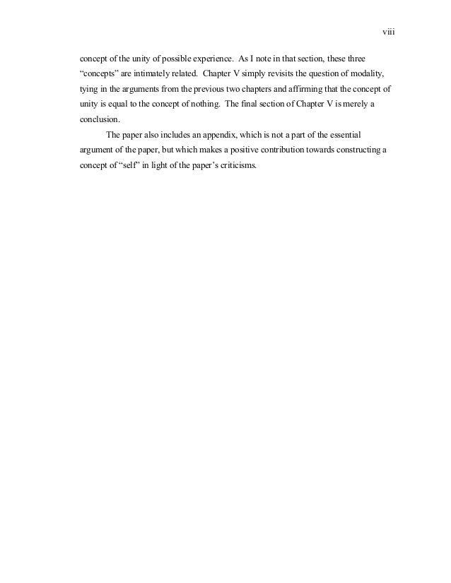 Kant essay on history