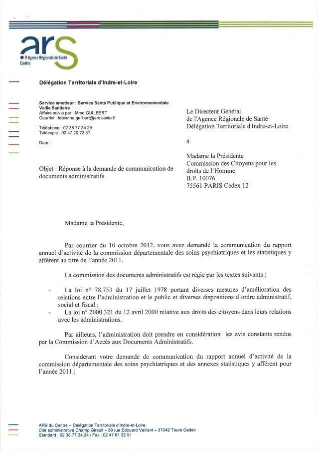 37 rapport activité cdsp 2011