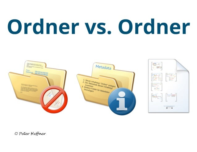 SharePoint Lektion #37: Ordner mit Metadaten