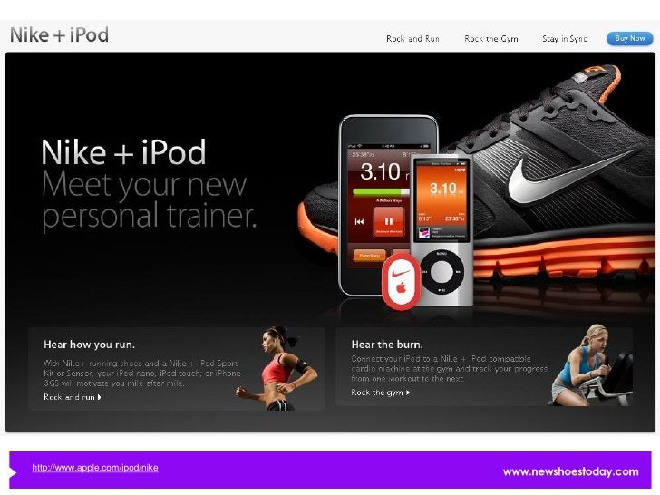 http://www.apple.com/ipod/nike