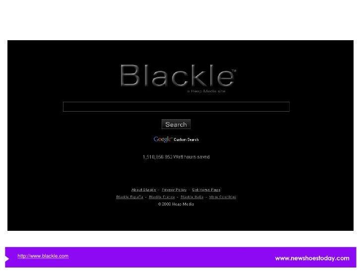 http://www.blackle.com