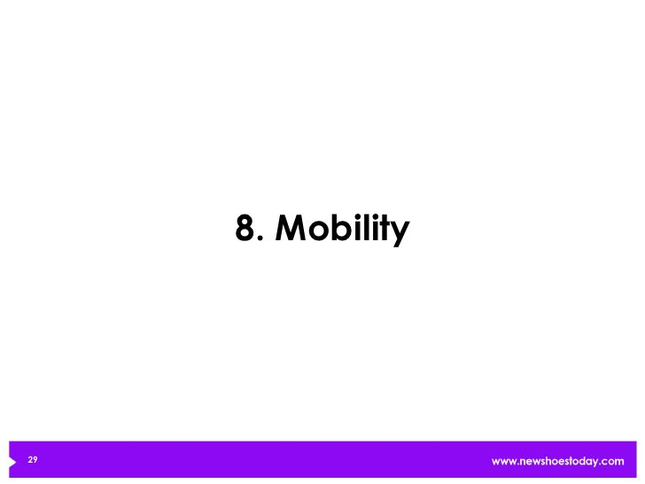 8. Mobility29