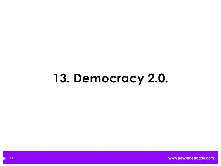 13. Democracy 2.0.48