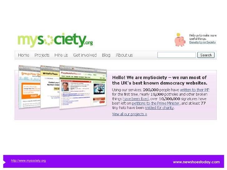 http://www.mysociety.org