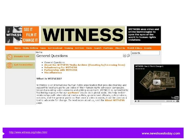 http://www.witness.org/index.html