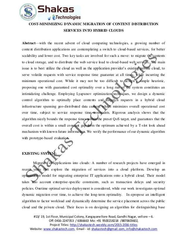 Proj410 bpo cloud computing case study
