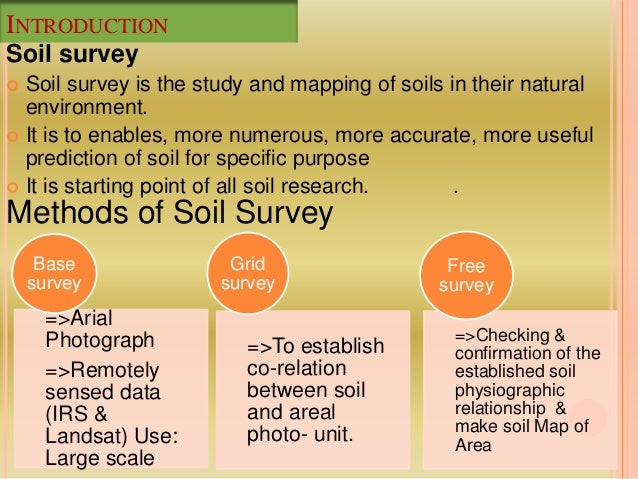 importance of soil in agriculture pdf