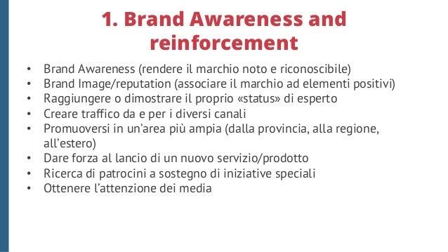 2. Lead conversion and nurturing • Essere/rimanere in contatto con prospect (chi non è cliente ma potrebbe diventarlo) • I...