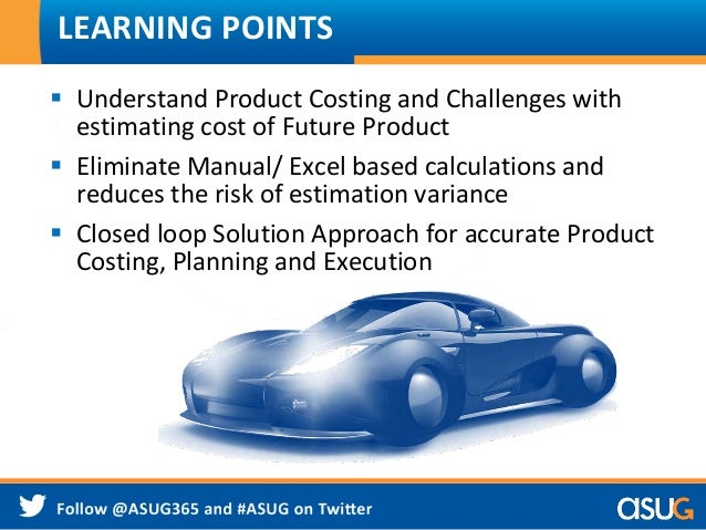 strategic role of cost estimation Chapter 5―engineering role & project success   section 2 – cost  estimating   chapter 24―strategic asset management.