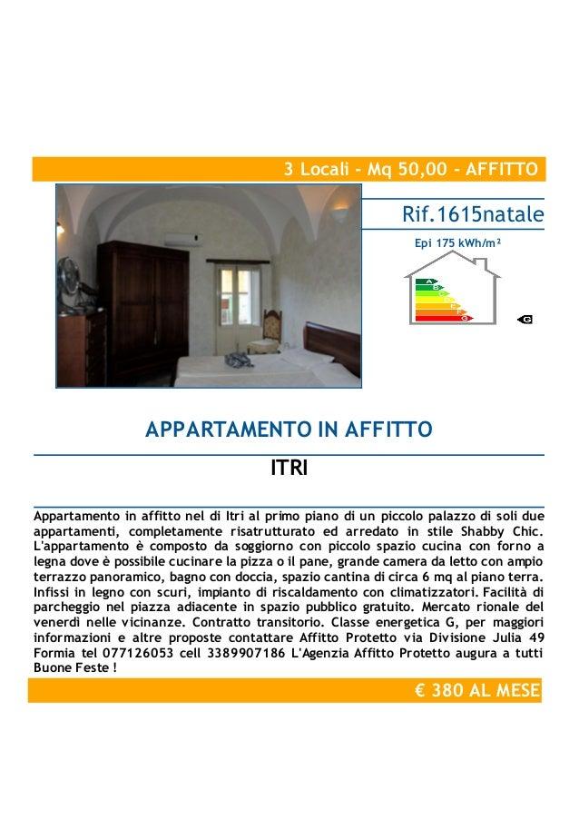 380 bilocale arredato affitto itri for Affitto cassano magnago bilocale arredato