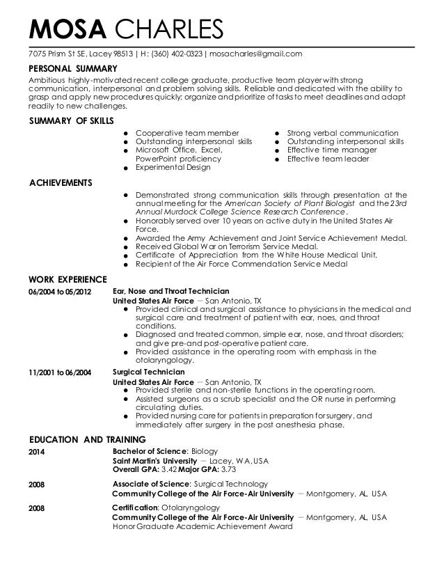 Contemporary Resume | Resume Format Download Pdf