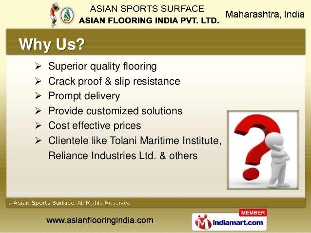 Asian Flooring Maharashtra India