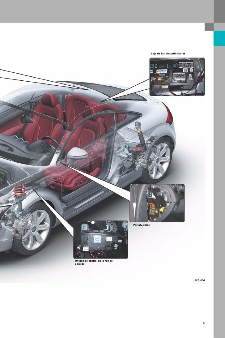 382 Audi Tt Sistema Electrico Infotainment Pdf