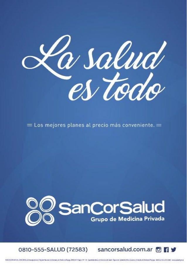 12d4c661c SALUD, ESTÉTICA Y BIENESTAR Mendoza • Año XII • Número 565 • Semana del 27  ...