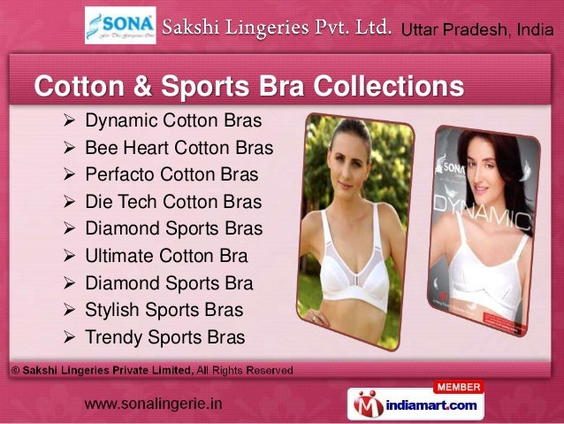 9f20083677975 Cotton   Sports Bra Collections  Dynamic ...