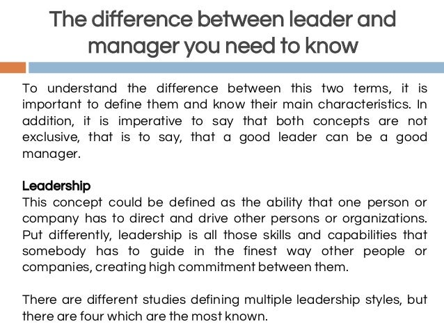 difference between a manager and a Would a switch of the word 'assistant' and 'manager' cause differences in a universal corporate context in my opinion, assistant manager is just a rank below a manager.