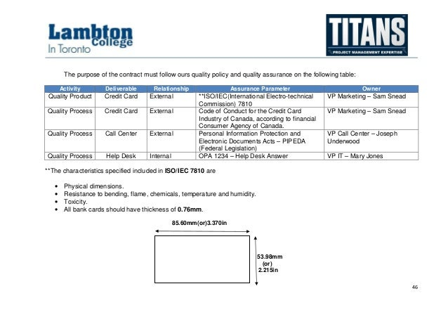 Alpha Case Study - Project Management Plan Sample