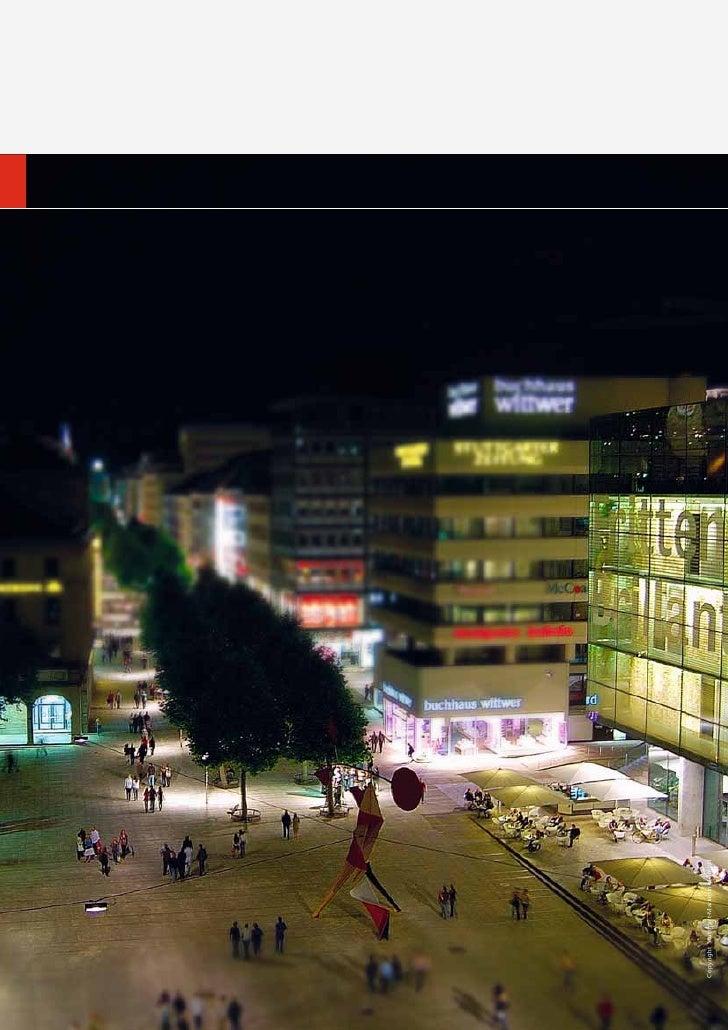 Einzelhandelsmarktbericht Stuttgart 2010 Slide 2